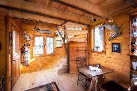 tree house interior designs. Fine Designs Moose Meadow Lodge Tree House In Interior Designs U