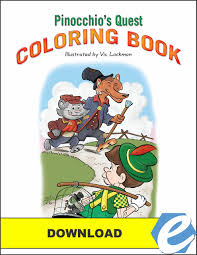 The financial wisdom coloring book for kids and parents is protected by national and literacy. Pinocchio S Quest Coloring Book Pdf Christian Liberty