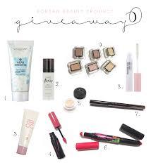 korean beauty giveaway