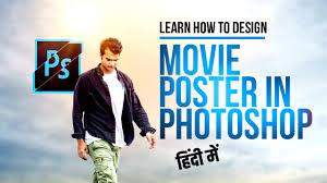 Poster Psd Design Learn How To Design Movie Poster In Photoshop Learn