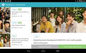 wantedly your dream job android apps on google play wantedly your dream job screenshot