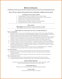 Ultimate Real Estate Investment Banker Resume For Bank Resume