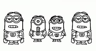 Small Picture Despicable Me Coloring Books Coloring Book of Coloring Page