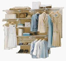 wardrobe 8 feet. rubbermaid configurations 4to8foot deluxe custom closet organizer system kit wardrobe 8 feet