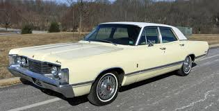 1968 Mercury Parklane | Connors Motorcar Company