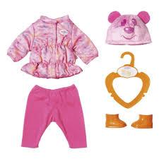 Одежда для <b>кукол ZAPF CREATION</b> My <b>Little</b> BABY born 827-352 ...