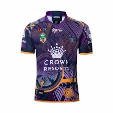 melbourne storm nrl anniversary home 2018 19 s s rugby shirt melbourne storm rugby