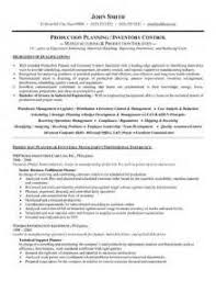 ... Specialist Resume Objective Vibrant Inspiration Inventory Control Resume  15 Example Resume Jobstreet ...