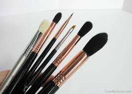 all my new sigma beauty brushes