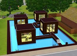 sims 1 floor plans luxury cool house plans for sims 3 homes floor plans
