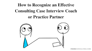 how to recognize an effective consulting case interview coach or consulting case interview coach top image