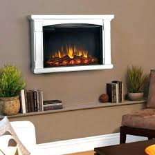 wall mounted fireplace electric s inside with thermostat decor 3