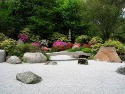 Tsubo-en is a private Japanese Zen Buddhist Garden, of the karesansui type,