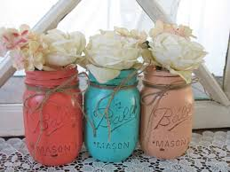 How To Decorate Canning Jars decorative mason jars for weddings Creating the Decorative 30
