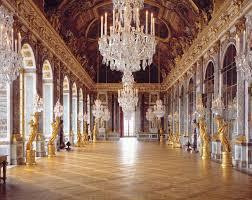Château De Versailles Galerie Des Glaces