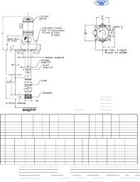 turbine fire pumps section 1630 pump Peerless Fire Pump Wiring Diagram