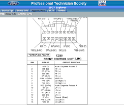 wiring diagram 2005 mercury 2005 mercury monterey wiring diagram 1997 mercury grand marquis radio wiring diagram wirdig