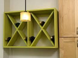 easy diy wine rack plans winning interior design storage glass box