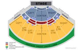 Hollywood Casino Seating Chart Hollywood Casino Amphitheatre Tinley Park Seating Chart