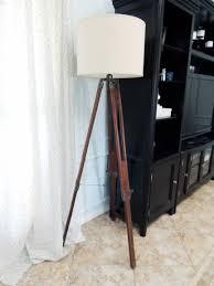 Diy Wood Floor Lamp I Love Lamp Do Or Diy