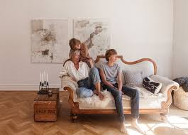 artist irene de klerk wolters inspired by her family and home photography by julie marie as the granddaughters of norwegian americans most of what we know