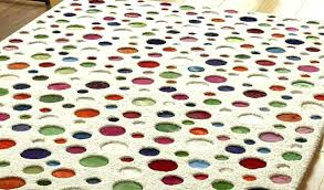 polka dot rug area attractive s pink and brown rugs for