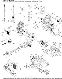 Ch20 64586 john deere 20 hp 14 9 kw lubrication group 3 24 659 ch18 750 ⎙ print diagram