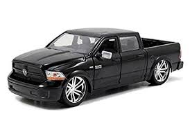 dodge ram 2014 black. Modren Dodge 2014 Dodge Ram 1500 Pick Up Truck Black Custom Edition 124 By Jada 54040 Throughout D