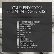Bedroom Essentials Woolworths Co Za