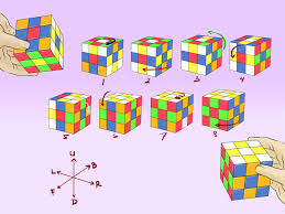 Rubik's Cube Patterns 3x3 Amazing To