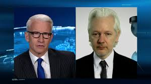 julian assange we have more material on clinton video