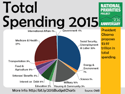 2015 Us Budget Pie Chart Presidents 2015 Budget In Pictures