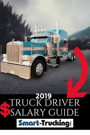 otr driver 2019 truck driver salary reference guide the only one you need