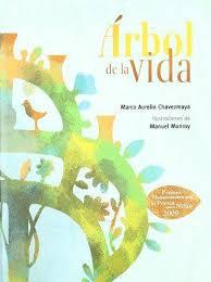 Árbol de la vida   Marco Aurelio Chavez   Fondo de Cultura   Comprar libro  en AndesLibreria.com