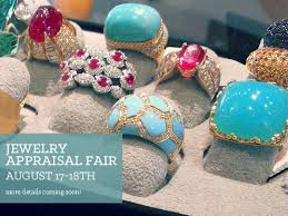 save the date for skibell fine jewelry s jewelry appraisal fair august dallas tx