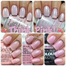 ettes light pink gel polish swatches