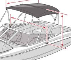 putting a bimini top on your boat is an easy diy project that can save your