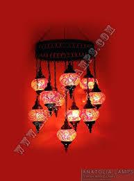 turkish mosaic lamps 9 piece mosaic chandelier handmade lamp turkish mosaic lamps history