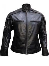 New Mens Harley Davidson Reflective Willie G Skull Leather Jacket