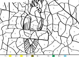 Small Picture Parrot coloring pages Hellokidscom