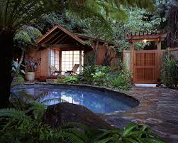 Small Picture 25 Spectacular Tropical Pool Landscaping Ideas
