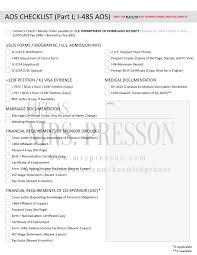 I 485 Cover Letter Sample Guamreview Com