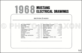 1968 ford mustang wiring diagram original 68 mustang ignition switch wiring at 68 Mustang Wiring Diagram