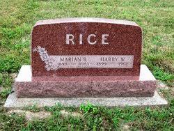 Harry Wallace Rice (1899-1962) - Find A Grave Memorial