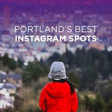 25 most popular spots to instagram portland oregon