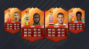 Another round of iMOTM cards out for 24 hours - FUT Nation