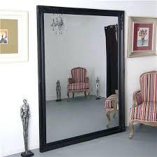 large mirror black frame mirrors amazing large black framed mirror wall full length mirror black metal large mirror black frame