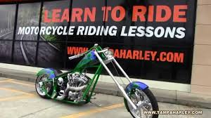 2003 custom chopper for sale harley davidson of tampa youtube