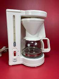 Several years, ago, i received a gevalia 12 cup coffee maker as a gift for the purchase of coffee from gevalia, sent at set intervals. Amazon Com Melitta Gevalia Coffee Machine Model Bcm 4c Kitchen Dining