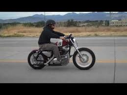 harley sportster 1994 2003 bobber kit ride discontinued youtube
